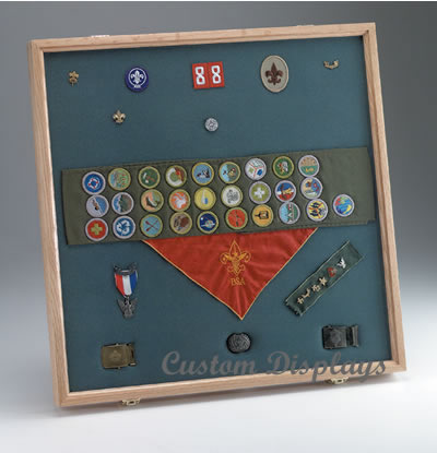 Military and War Medal Display Cases